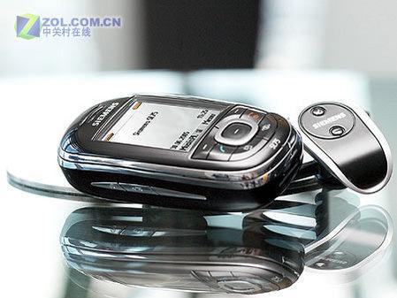 小巧精致明基西门子滑盖手机SL75评测