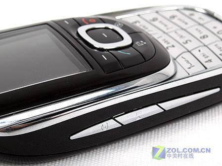 小巧精致明基西门子滑盖手机SL75评测(7)