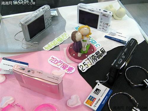 粉色销量最多索尼T10四色全部到齐