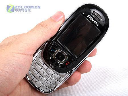 小巧精致明基西门子滑盖手机SL75评测(3)