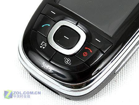 小巧精致明基西门子滑盖手机SL75评测(4)