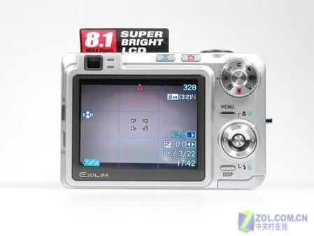 八百万像素卡片机卡西欧Z850低价售2450
