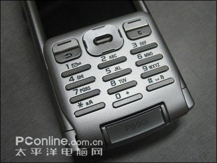 再破心理防线索爱UIQ机王P990i售5630元