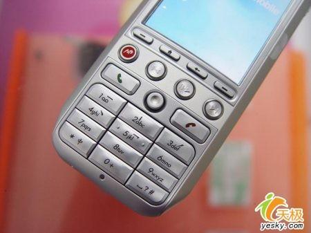 MPV智能手机多普达白色精灵586仅售2499