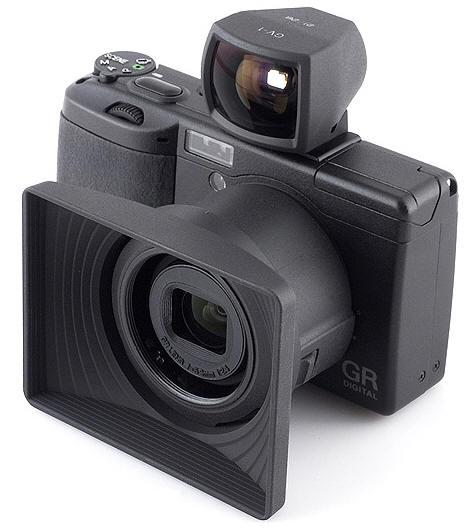专业相机门槛降低理光GRD降价还送礼