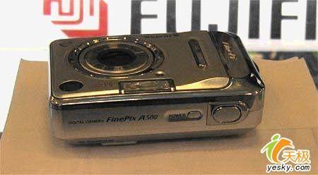 500W家用相机实惠价富士A500只卖999元