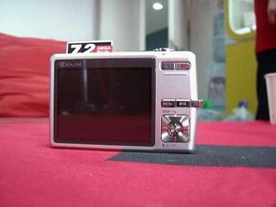 多彩生活卡西欧Z700相机只需2280元