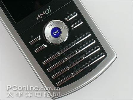 百万像素夏新MP3手机M630只卖990元