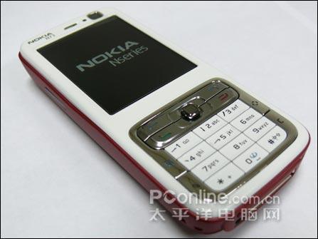 拍照霸王诺基亚智能直板N73行货上市