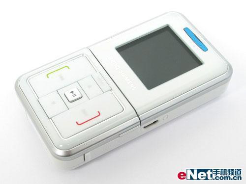 声控音乐手机明基西门子小巧EF51多图赏