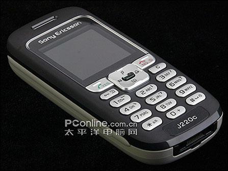 简约不凡索爱直板设计J220c仅售599元