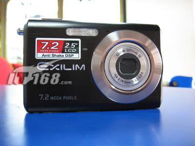 [广州]700万卡片机卡西欧Z70仅2K出头