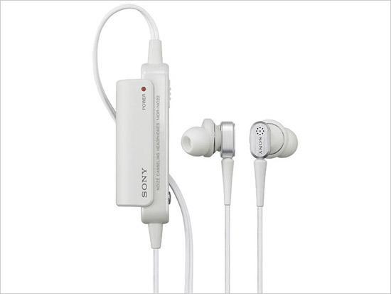 索尼发布主动式降噪耳机新品MDR-NC22