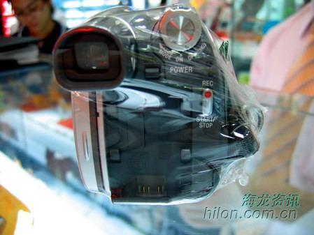 让你的假日重现索尼36E摄像机卖3400元