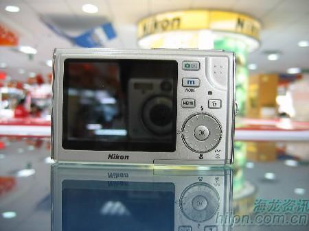 灵巧内变卡片机尼康S5相机仅售2350元