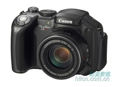 降价佳能长焦相机S3IS只售3350元