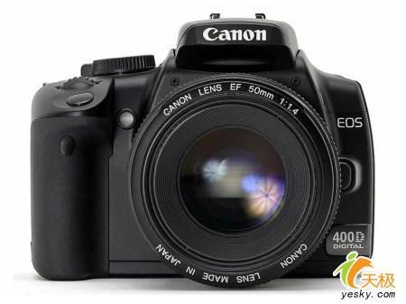 配备17到55镜头佳能400D再次冲击市场