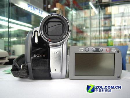 狂降450元索尼46E数码摄像机大跳水