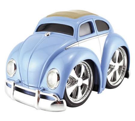 跟着音乐起舞超可爱甲壳虫车车小音箱