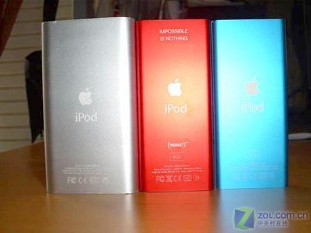 红色版苹果iPodnano真机精美图欣赏(8)