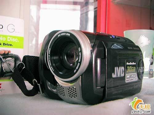 硬盘DV价格贴近百姓JVC硬盘MG57调价