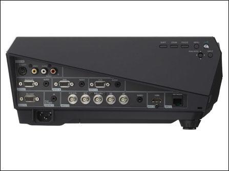 回马枪之作索尼公布两款3LCD投影机新品