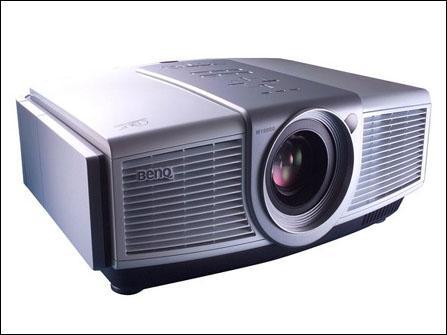 明基高清DLP投影机W10000整装待发