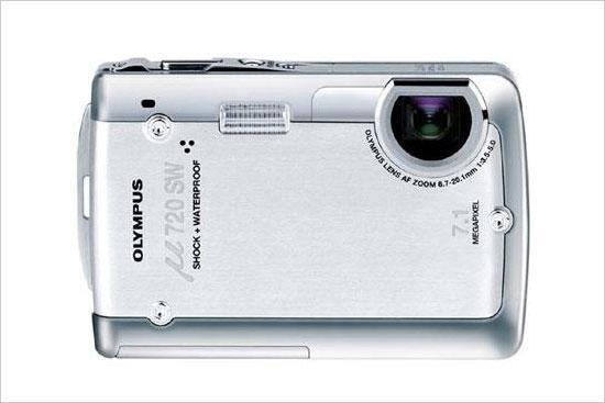 尽显时尚魅力主流金属外壳数码相机推荐