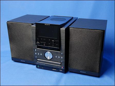 索尼NAS-M90HD迷你组合音响评测