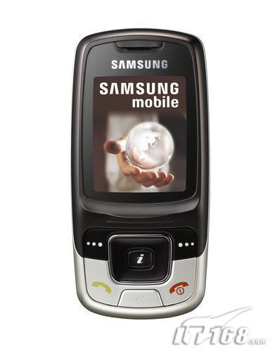 美丽新世界三星低端滑盖手机C300曝光