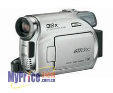 JVC家用低端摄像机D350AC下跌到2150元