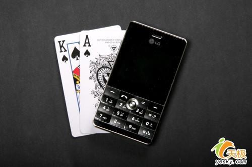 超薄甜蜜诱惑LG巧克力手机KG99评测
