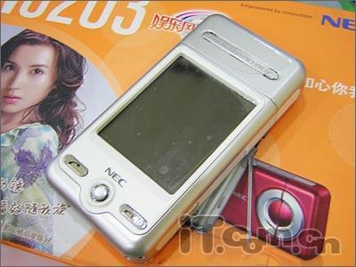 2.2寸大屏NEC手写娱机N6203仅1180元