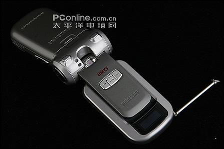 魅力诱惑三星横屏电视手机P920评测