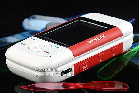 音乐新势力诺基亚时尚滑盖手机5200评测