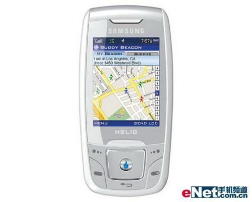 支持GPS功能三星滑盖手机Drift曝光
