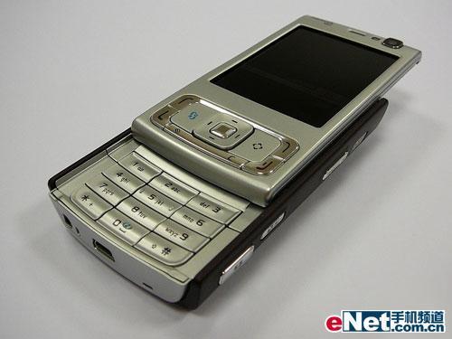 500万像素诺基亚旗舰新机N95图赏(6)