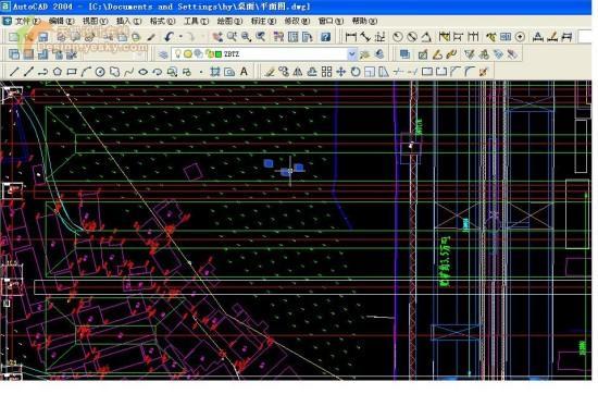快速打印CAD多层图纸v多层设置与全黑打印cad转多图pdf图片