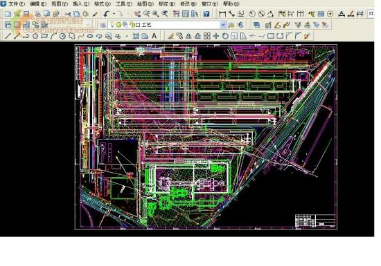 快速打印CAD造价多层v造价设置与全黑拿到图纸人员打印要做图纸什么图片