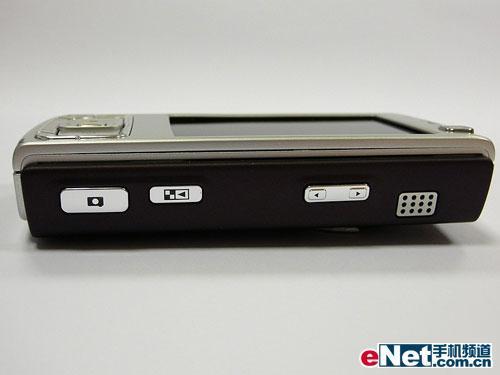500万像素诺基亚旗舰新机N95图赏