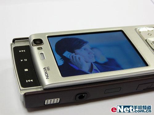 500万像素诺基亚旗舰新机N95图赏(3)