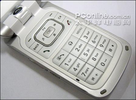 轻薄靓丽LG全能翻盖手机U310卖2680