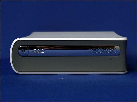 微软XBOX360外接式HDDVD播放机点评
