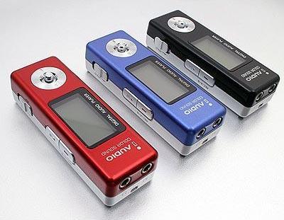 落水名将排行榜过时高端MP3播放器选购