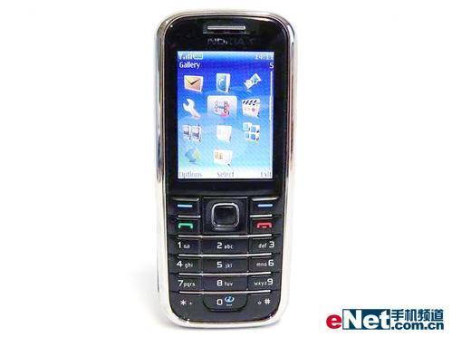 美貌与智慧并重诺基亚3G直板机6233卖2050