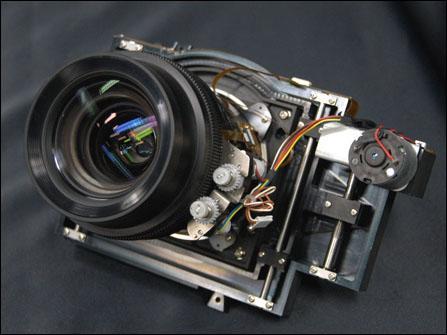 索尼SXRD1080P投影机VPL-VW50评测(3)