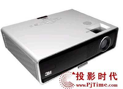 游刃有余3M商务投影机CD40X月降600