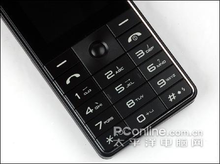 轻薄之美LG卡片手机KG328降至1758元