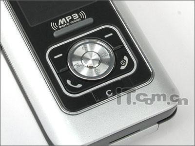音乐魔盒LG女性滑盖机G259仅售1399元