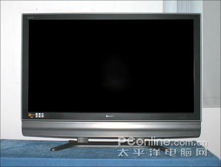 夏普AQUOS旗舰液晶电视52G7外观赏析